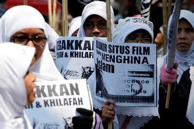 film dakwah nabi hti kecam film penghina nabi putuskan hubungan diplomatik