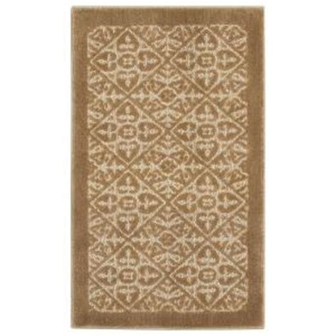 mohawk rugs discontinued mohawk medici apple butter pearl 2 ft x 3 ft 4in accent rug discontinued