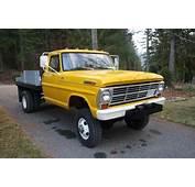 1969 Ford F350 NAPCO 4X4  Trucks For Sale Old