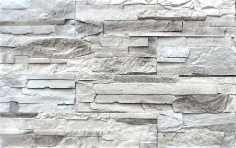 white and gray stacked stone fireplace stacked stone