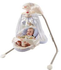 fisher price butterfly sparkle papasan cradle swing fisher price swings baby bouncers swings ebay