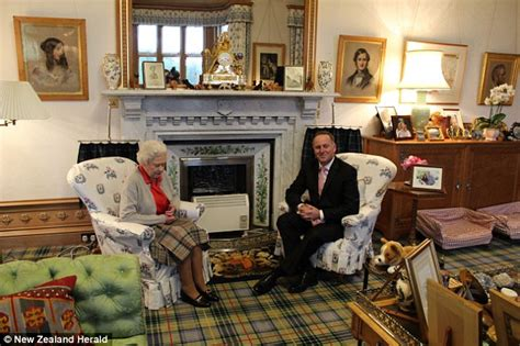 queen elizabeth ii house queen elizabeth in her balmoral living room with new