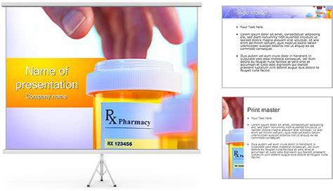 free pharmacy powerpoint templates pharmacy business powerpoint template backgrounds id