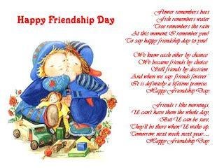 hindi shayari friendship day history