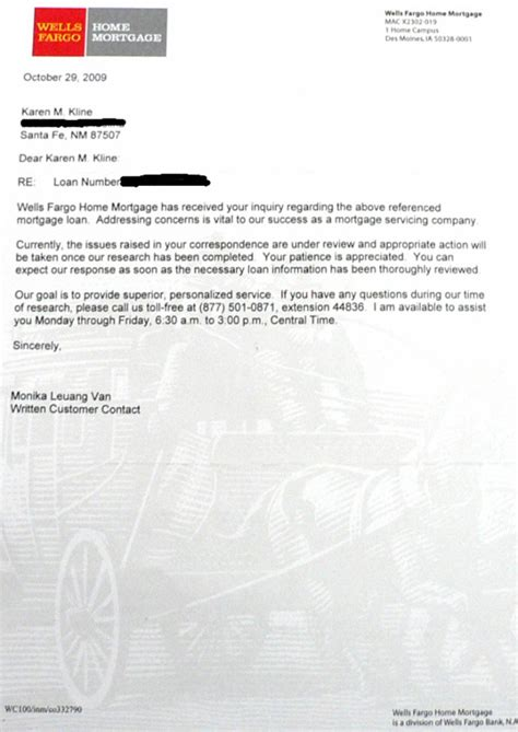 Mortgage Reinstatement Letter Mortgage Letter Sle