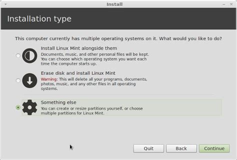 Linux Install L by How To Install Linux Mint 12 Using Live Usb Or Cd Dvd
