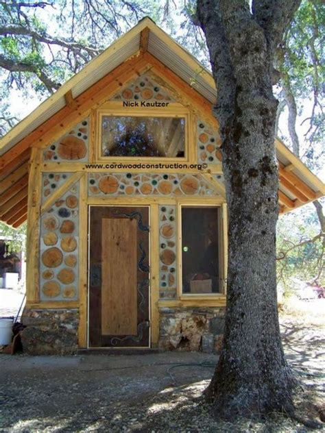 180 best images about cordwood building on pinterest