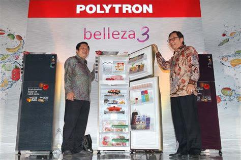 Belleza Polytron polytron belleza 3 dukung gaya hidup sehat masyarakat