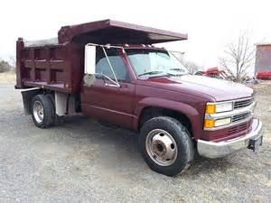 Chevrolet 3500 Dump Truck Purchase Used 2000 Chevrolet 3500 Dually 1 Ton Pto Deisel