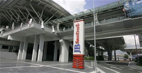 Ktm Johor Bahru To Kl Sentral Jb Sentral Railway Station Mrt My