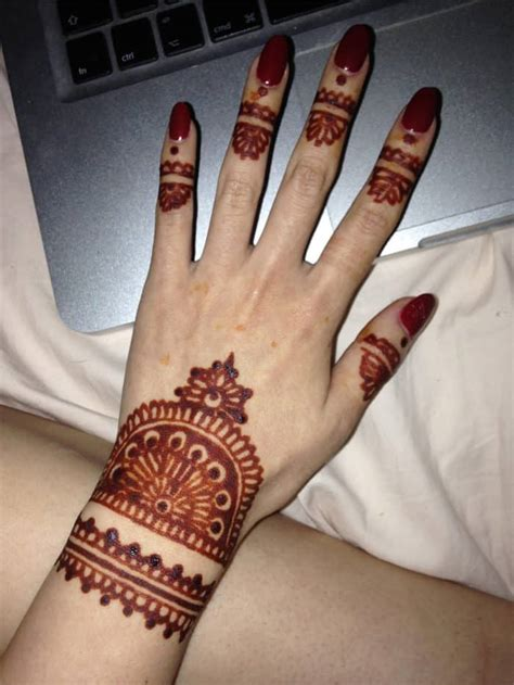 henna tattoo on back hand henna www pixshark images galleries