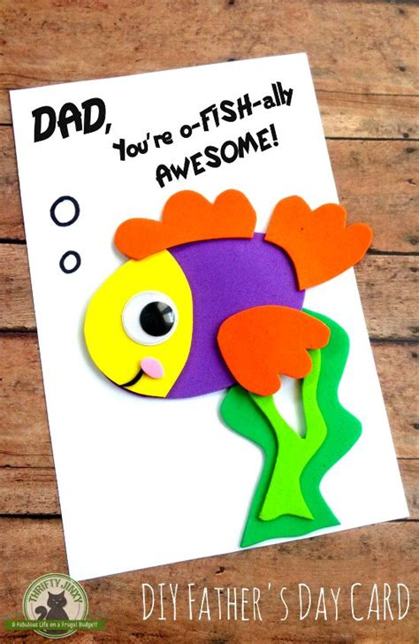 card crafts best 25 fathers day cards ideas on fathers