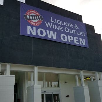 new hshire state liquor and wine outlet bottle shop