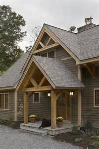25 best ideas about cabin exterior colors on