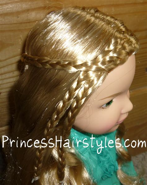 Hairstyles For Dolls by Bfc Ink Doll Hairstyle Hairstyles For Princess