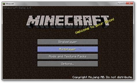 start   minecraft server  multiplayer gaming