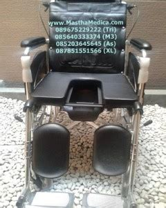 Kursi Roda 3 In 1 Sella jual kursi roda sella ky609gc 46 multi fungsi 3in1 4in1 alumunium