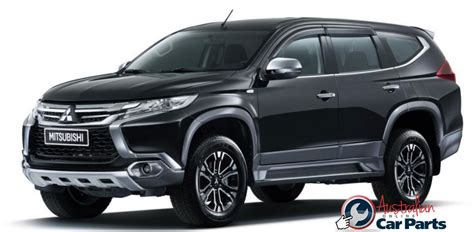 Fender All New Pajero Sport fender flare kit front rear grey suitable for mitsubishi