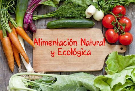 razones  elegir alimentos ecologicos saboreando canarias