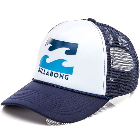 Trucker Hat Jaring Billabong Imbong 8 billabong podium trucker hat tri bong