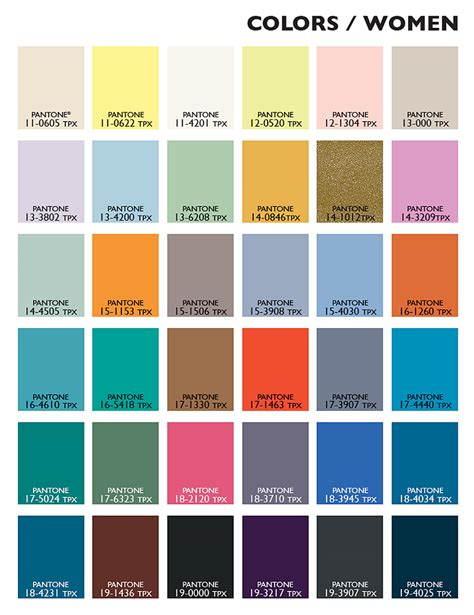 hot colors for 2017 lenzing color trends spring summer 2015 color usage