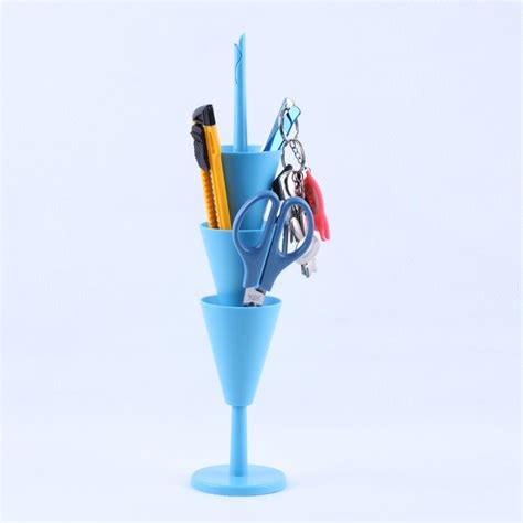 cute pen holder for desk 3 tier cute small office desk organizer stationery tools
