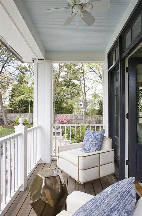 blue beadboard ceiling porch design decor photos pictures ideas inspiration