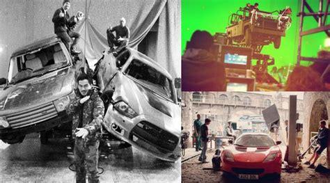 film aksi balap mobil joe taslim pamer foto aksi dengan 2 mobil balap fast 6