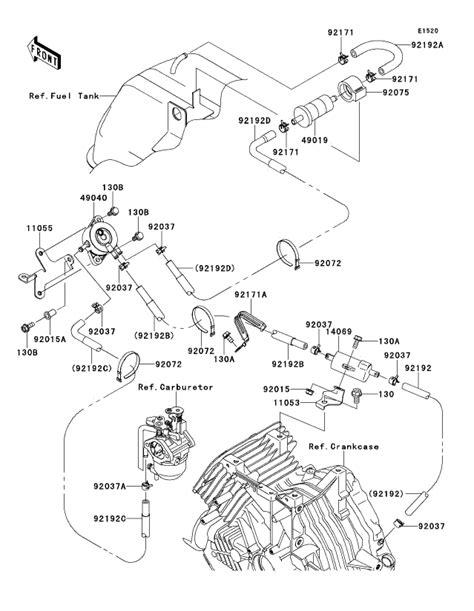 kawasaki mule wiring harness kawasaki wiring diagram for