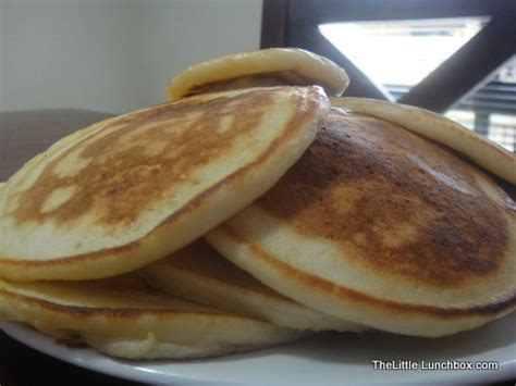 apple pikelets   lunchbox