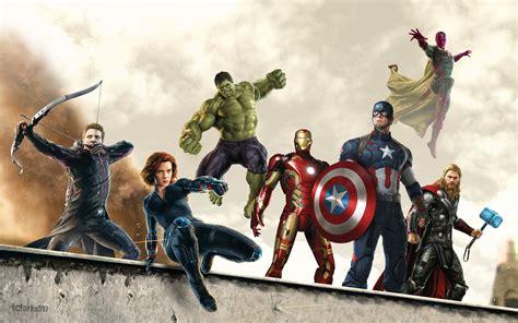 Wall Art And Stickers avengers wallpaper pack desktop