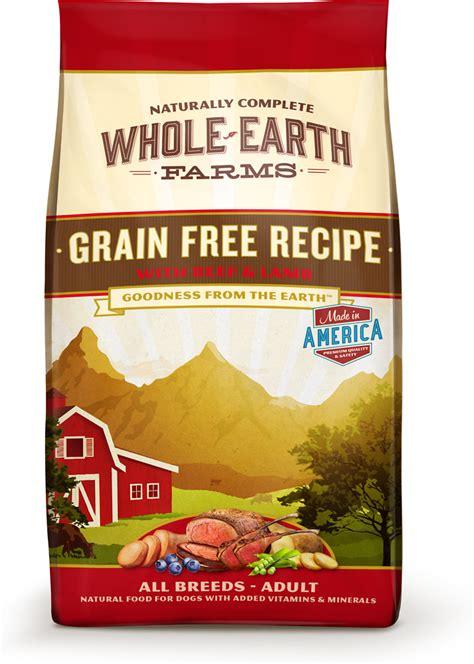 merricks food merrick whole earth farms grain free beef food
