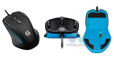 Mouse Gaming Bandung detail harga logitech g300s gaming mouse hitam dan ulasannya lihat harga termurah dari hasil