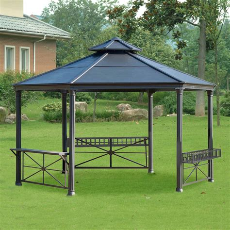 royal hardtop gazebo royal hardtop gazebo pergola design ideas