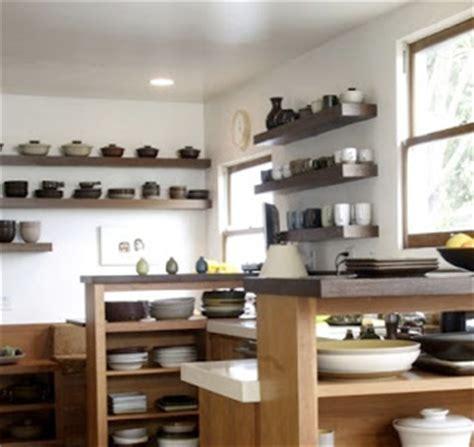 Open Kitchen Shelving Uk Modern Interiors Open Kitchen Shelves Ideas