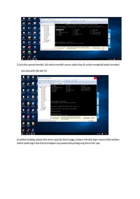 tutorial cara membuat hotspot mikrotik menggunakan winbox tutorial cara membuat hotspot di mikrotik
