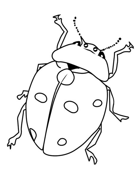 coloring pages with bugs bugs coloring pages for kids coloring home