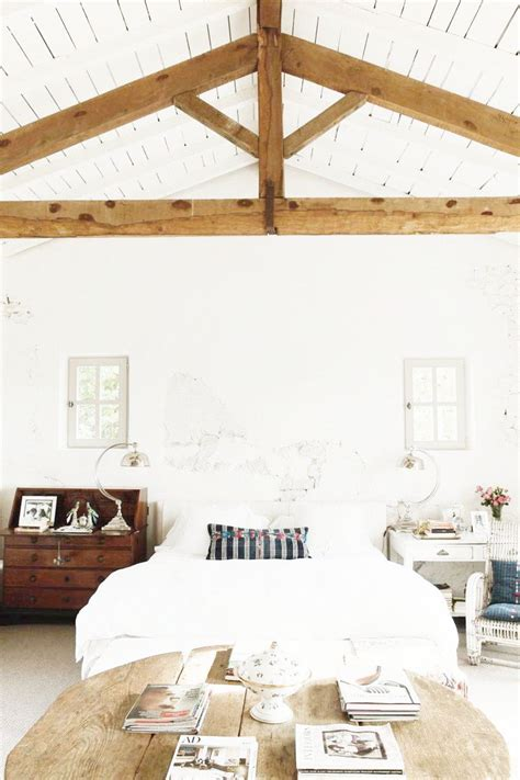 frame ceilings exposed beam bedrooms cococozy