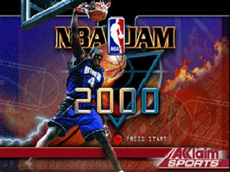Mba Jam 3ds by Nba Jam 2000 Nintendo 64 N64