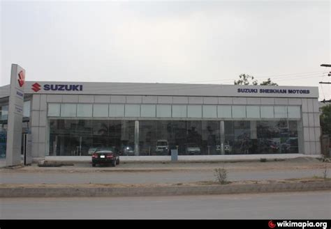 Pak Suzuki Motor Company Limited Suzuki Sheikhan Motors Sialkot