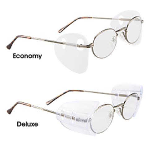 side shields for eye glasses eyeglasses