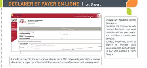 Auto Entrepreneur Calendrier Declaration 2015 Micro Entrepreneur Comment D 233 Clarer Chiffre D Affaires