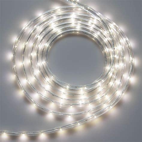 Meilo 12 Ft White Led Strip Light Tal12 Cw S The Home Depot Home Depot Led Light Strips