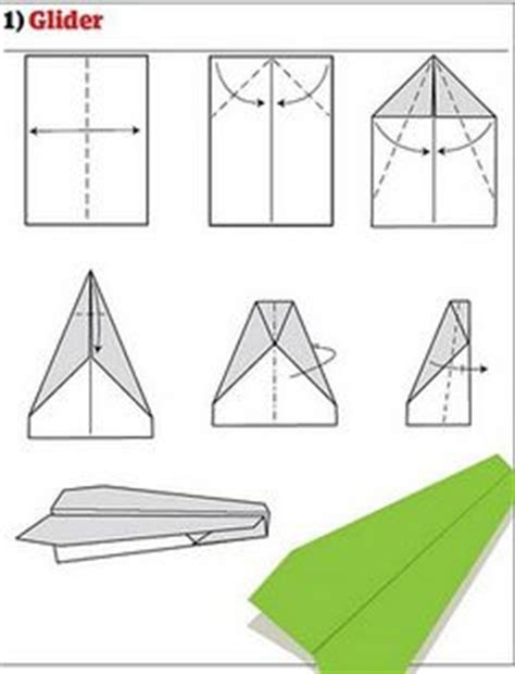 How To Fold Cool Paper Airplanes - 1000 images about paper airplanes on