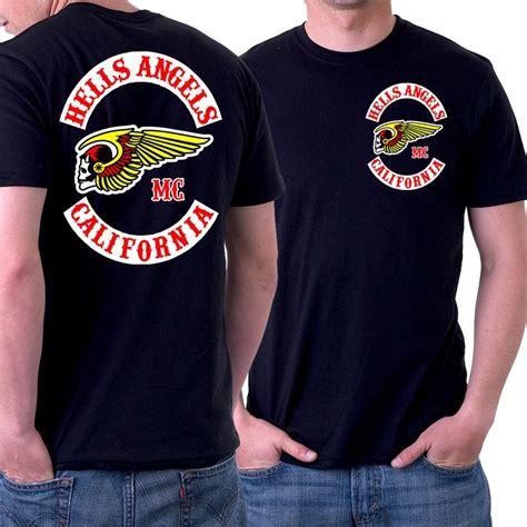 T Shirt T Black Mc hells mc t shirts hells mc