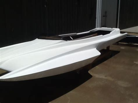 boat hull new boat drag racing hydro hull new old stock for sale in