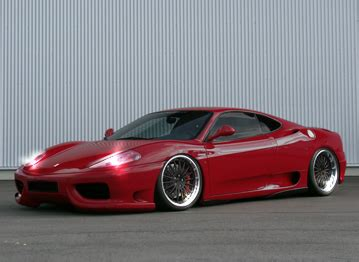 Ferrari 360 Modena Modified by Modded Ferrari By Xqlusivestudios On Deviantart