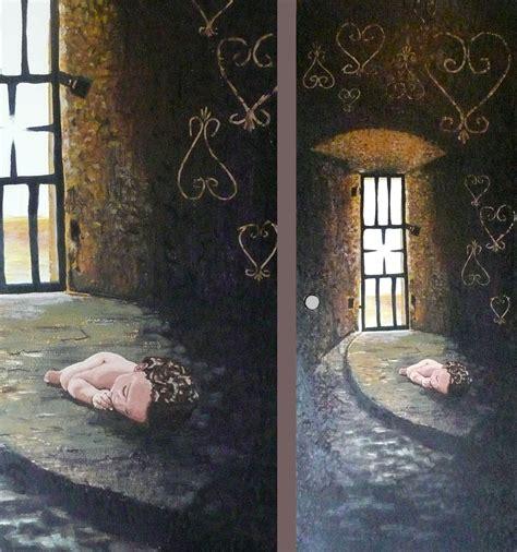 door of no return paintings mixed media davidzukas
