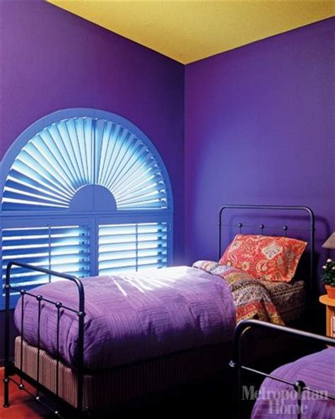 bedrooms painted purple bright violet painted bedroom walls with mustard ceiling 10791 | bf923c3b5ff49c43a634e9ee38f710af