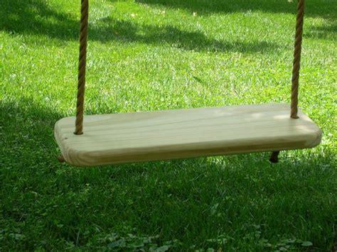 rope swings for sale deluxe wood tree swing rope 44 00 wood tree swing
